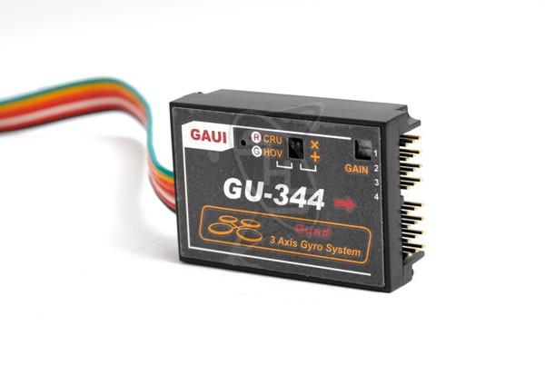 Gaui 210344 GU-344 Quad Flyer Gyro