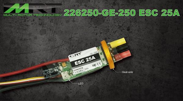 Gaui 226250 GE-250 ESC 25A