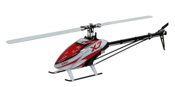 Gaui 217001 X7 Helicopter Basic Kit (Flybarless)