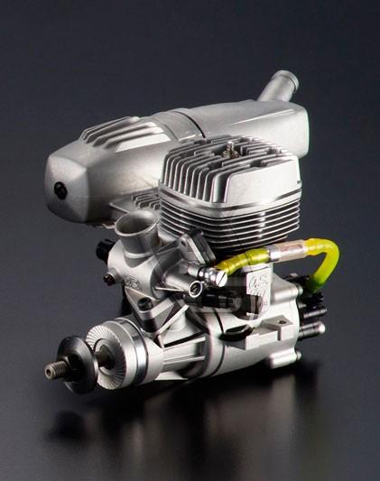 OS Engines GGT10 Gasoline Engine with E-3071 Silencer