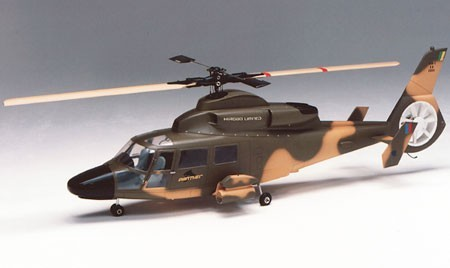 Hirobo 0404-982 Eurocopter AS565 Panther