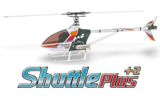 Hirobo 0412-962 Shuttle Plus+2 Helicopter Kit