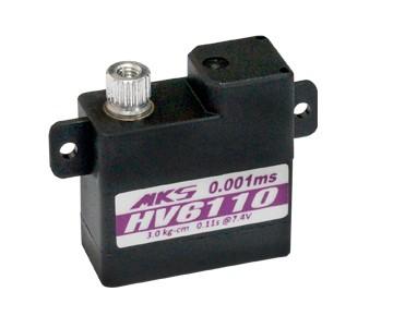 MKS HV6110 Servo