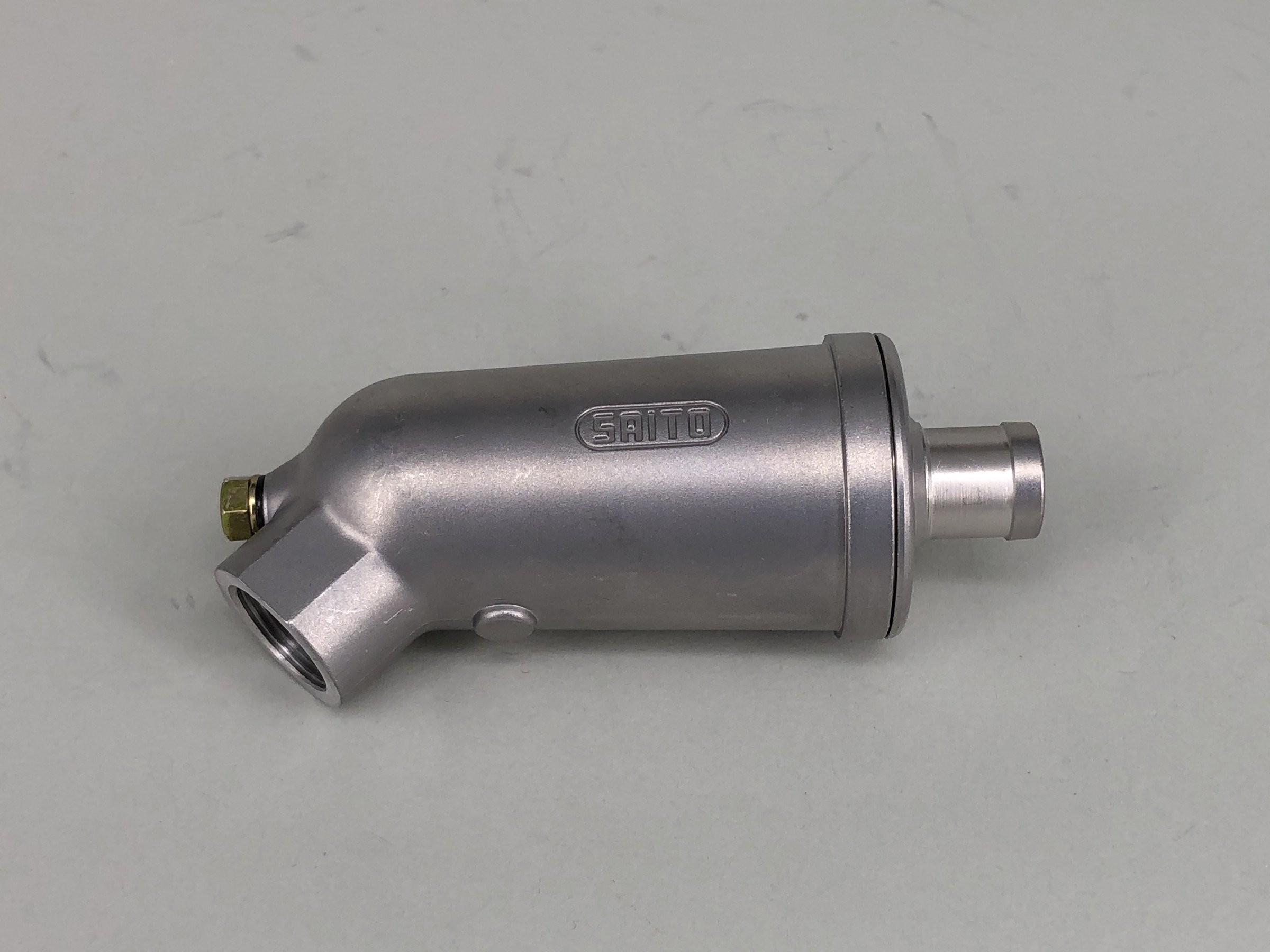 SAITO G36-74 Cast Muffler