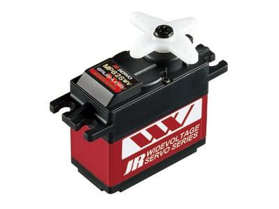 JR MP82SWV Wide Voltage High Torque Brushless Servo