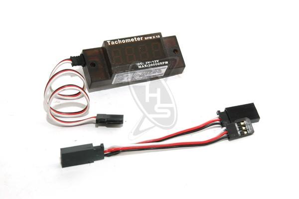 Kickit Ignition Mini Tachometer