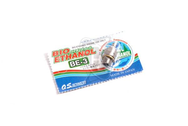 OS Bio-Ethanol Engine Glow Plug BE-3