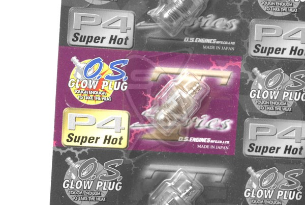 OS Glow Plug P4