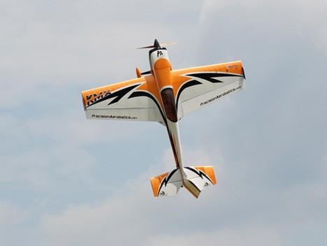 Precision Aerobatics Katana MX Airframe Only (Yellow)