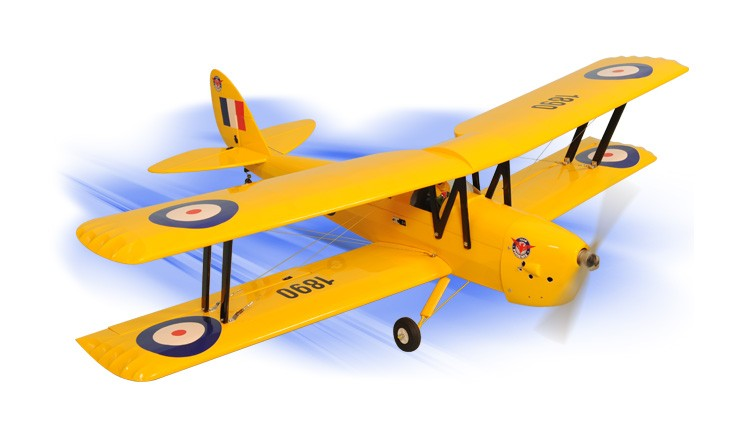 PHOENIX MODEL Tiger Moth 46-55