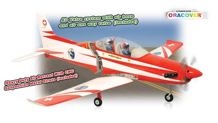PHOENIX MODEL Pilatus PC21 .120/22CC