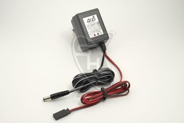 Prostar AC Charger for Futaba Transmitter/Receiver 240V