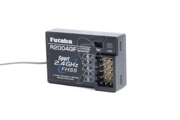 Futaba R2004GF 2.4GHz 4 Channel Receiver