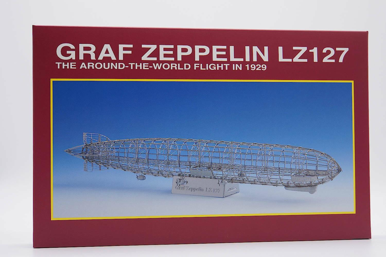 AEROBASE 1/1000 Graf Zeppelin LZ127