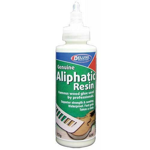 DELUXE AD8 Alphatic Resin 112g