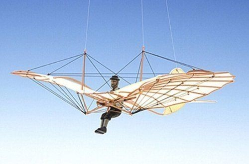 AEROBASE Lilienthal Glider 1894 1:48 Scale