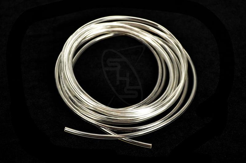 SINGAHOBBY Pneumatic Tubing - 2.5 x 4 x 3700 mm (Clear)