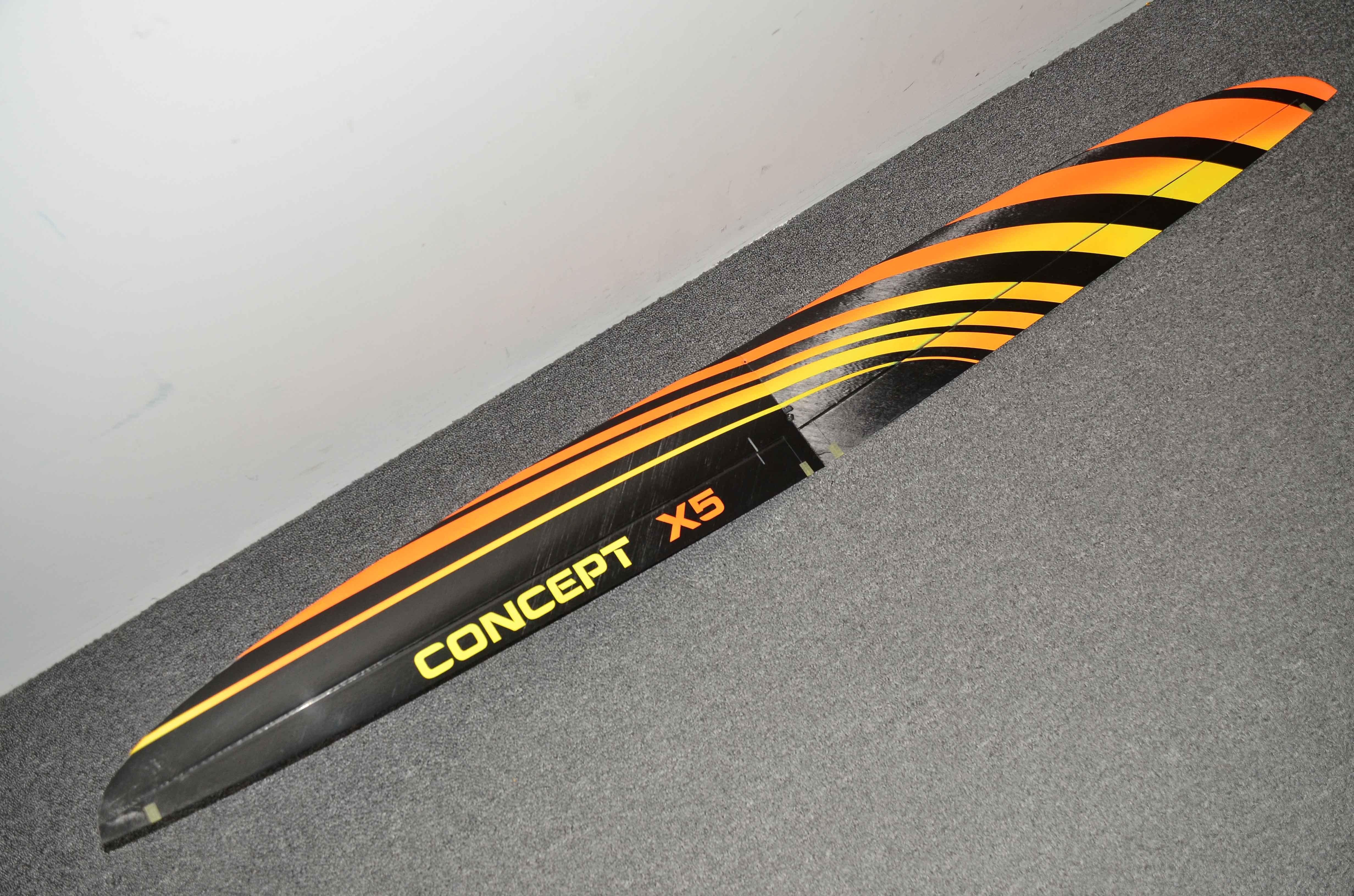 ROWING Concept CX5 Pro - Orange Yellow