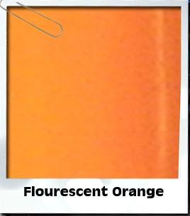 Solarfilm (Fluorescent Orange)