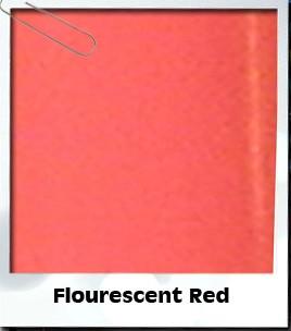 Solarfilm (Fluorescent Red)