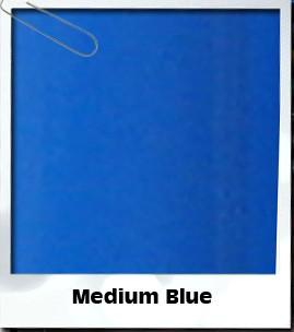 Solarfilm (Medium Blue)