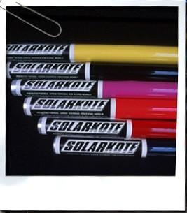 Solarfilm Solarkote (Dark Yellow)
