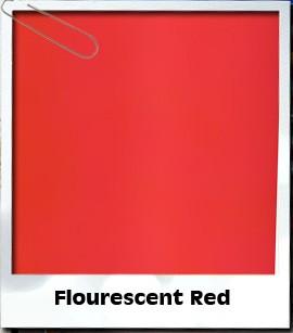 Solarfilm Solartrim (Flourescent Red)