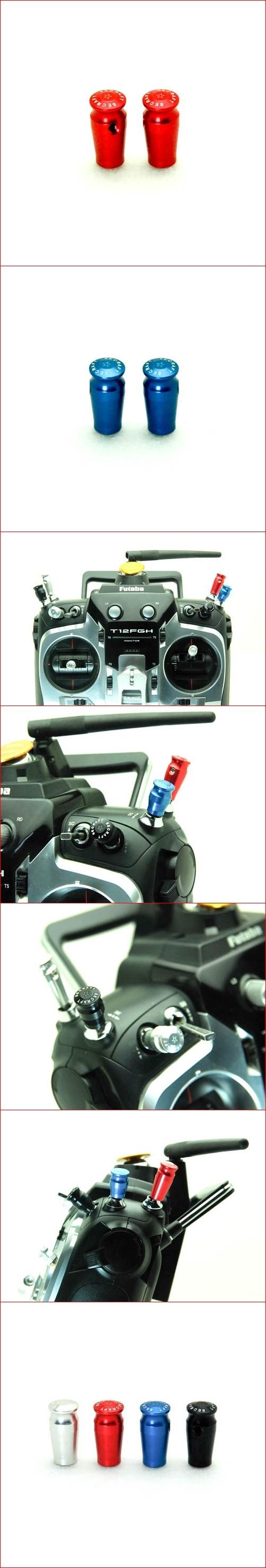 Secraft Switch Caps Large (Blue)