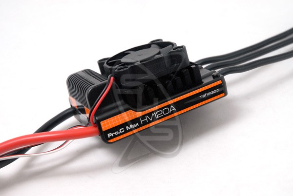 Tahmazo Pro.C Max HV120A ESC