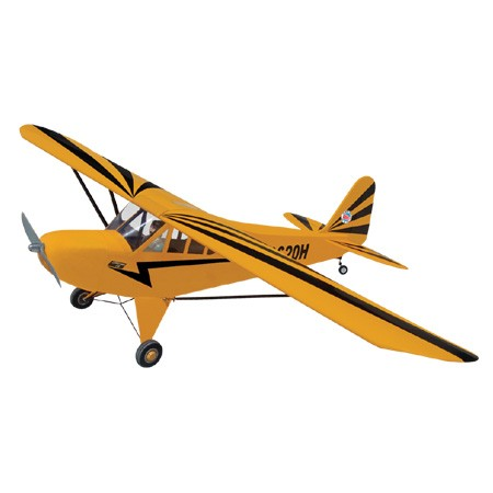World Models 1/4 Clipped Wing Cub 88 (Yellow)