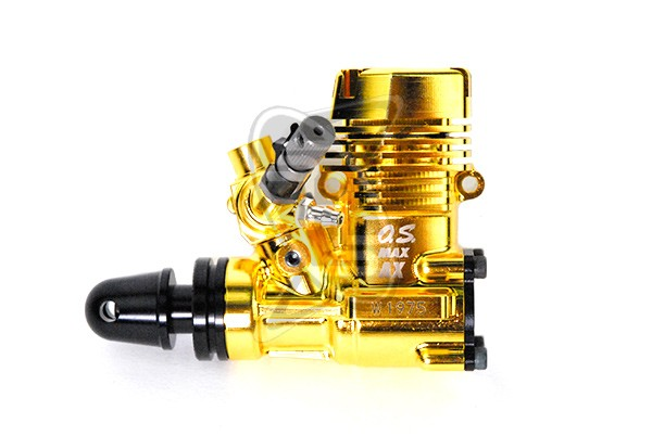 O.S. Max-11AX Gold (Limited Edition)