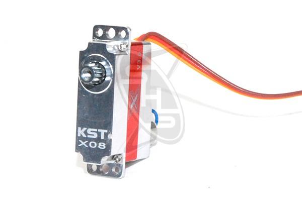 KST X08 Wing Servo (1.4-2.8KG)