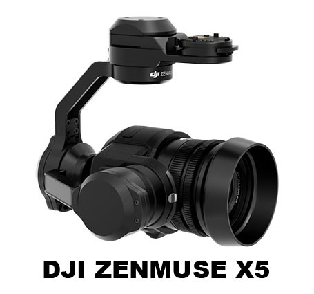 DJI Zenmuse X5 Pro with lens (DJI MFT 15mm f/1.7 ASPH) - Promotion