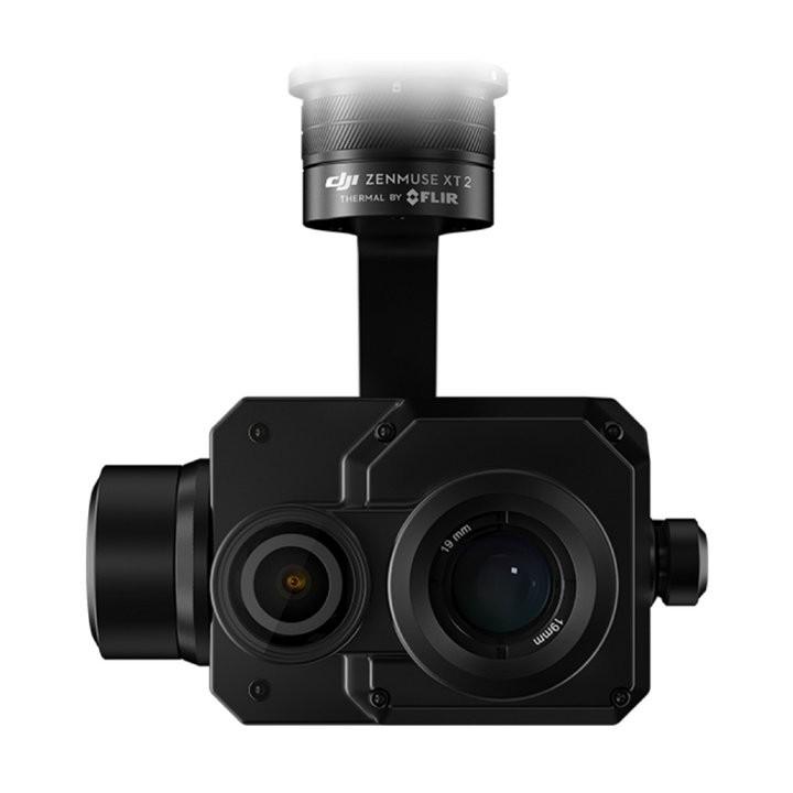 FLIR Zenmuse XT2 (336x256 FoV, 9mm Lens, 9Hz Frame Rate)