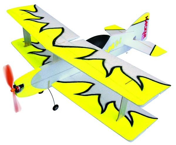 Hacker Model ZOOMBI-Yellow