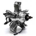 SAITO FG-73R5 73cc 5-Cylinder 4-Stroke Gas Radial Engine