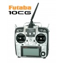 Futaba 10CHG 10-Channel 2.4GHz Radio System with R6014FS Receiver