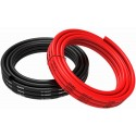 SIGLO 8AWG Silicone Cable 50m (Red & Black)