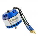 OS ENGINES OMA-5010-810 Brushless Motor (Silver)