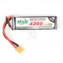 NXE 3-Cells 4200mAh 25C LiPo-XT90
