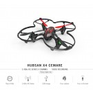 Hubsan X4 2.4ghz RC Series 4 channel with Camera (Black & Red) Mode 1