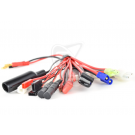 SINGAHOBBY Octopus Cable 14pcs Connector
