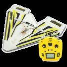 "SINGAHOBBY ARF RC ""Paper"" Plane with T8SG Lite (Mode 2) BUNDLE"