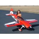 Aeroworks Extra 300 ARF QB 100cc (Red)