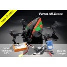 Parrot AR.Drone 2.0 with Extra Battery & Charger