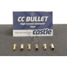 Castle Creations 4mm Bullet Connectors (3 pairs)