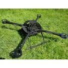 CarbonCore Quad X4/X8 650 Multicopter