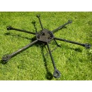 CarbonCore H6 Hexa 950 Multicopter