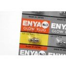 Enya Glow Plug No.3