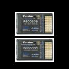 FUTABA R2006GS (S-FHSS) 6-Channel Receiver (Buy One Get 2nd @ 50% off)